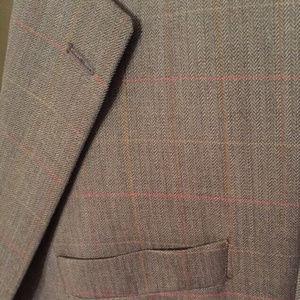 Ralph Lauren Men's 44L Blazer 3 Button Handsome Wi
